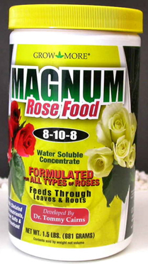 Magnum Rose Food 8-10-8